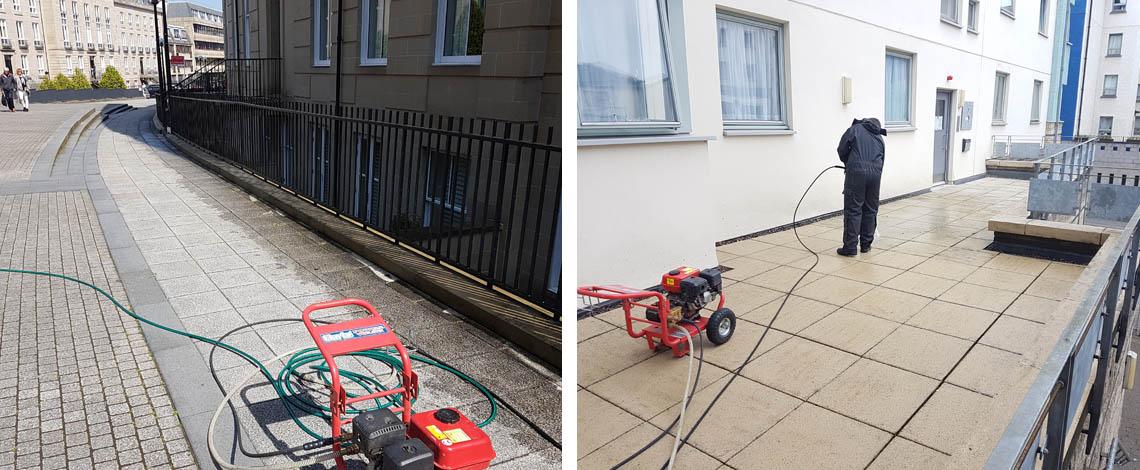 Property cleaning in Edinburgh